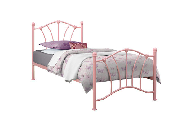 Sophia Children's Bed in Pink
