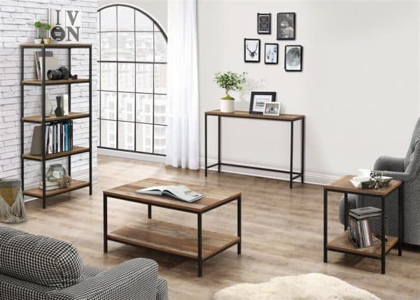 Urban 5 Tier Bookcase-7462