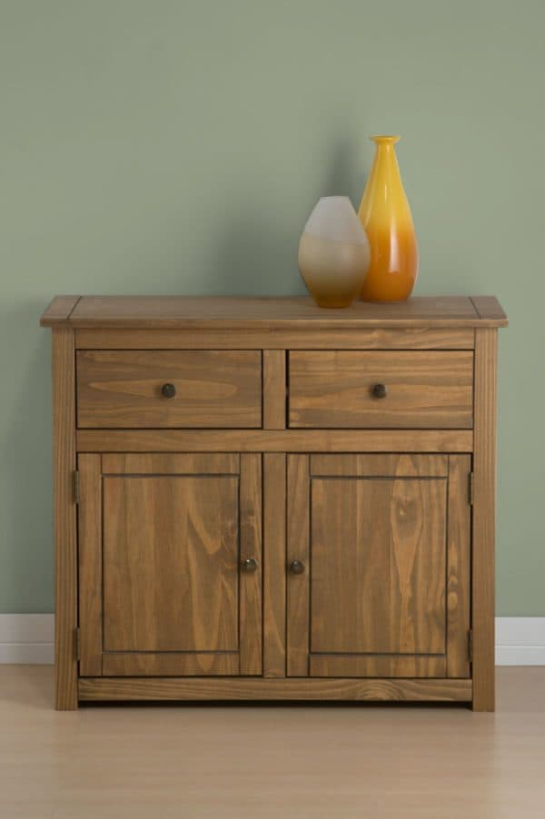 Santiago 2 Door 2 Drawer Sideboard-3275