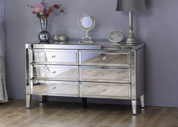 Valencia 6 Drawer Chest-5241