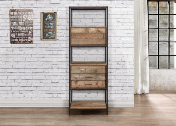 Urban 3 Drawer Shelving Unit -7428